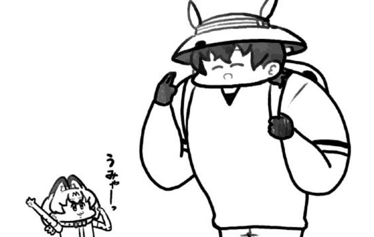 【けものフレンズ】ぱわーちゃん編 第12話⑱(完)